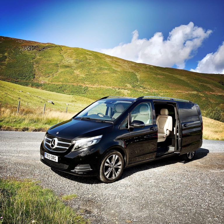 Holiday Tours Mercedes Van