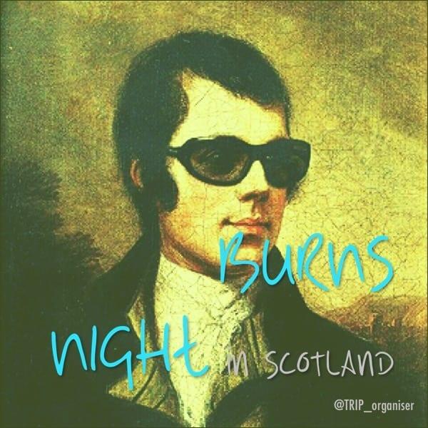 Burns Night in Scotland