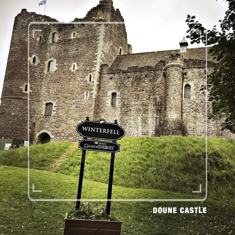 Doune Castle_Stirlingshire - Scotland Tour Holidays