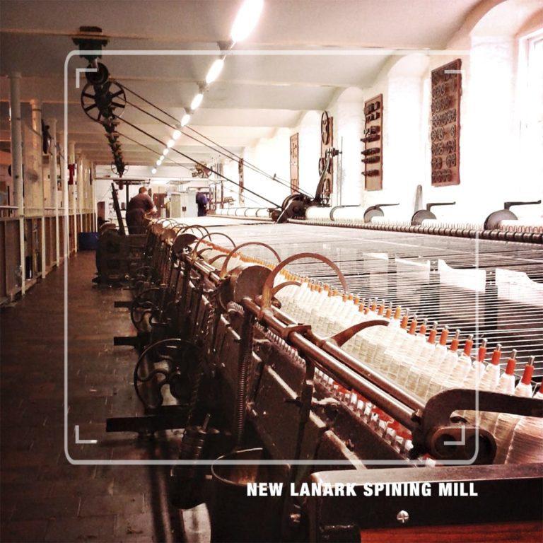 New Lanark Spinning Mil