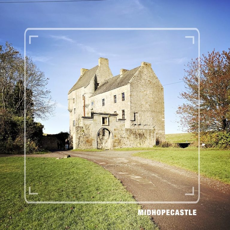 Midhope Castle - outlander film locations tour holidays