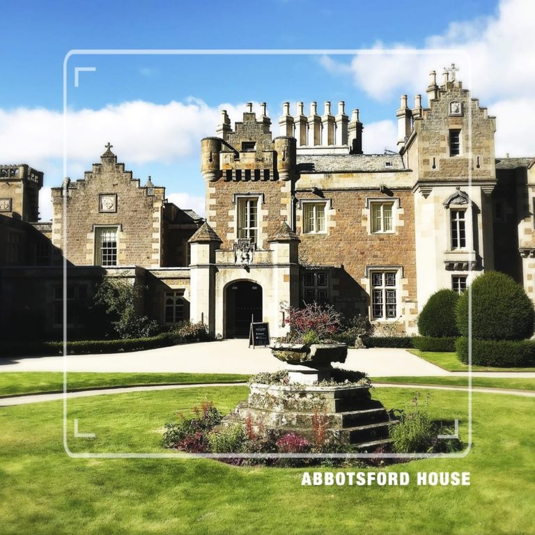 Abbotsford House_Rosselyn Chapel Tour Holiday