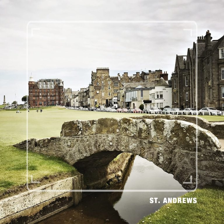 St Andrews and Kingdom of Fife Day Tour