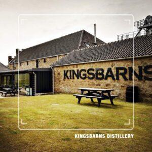 Kingsbarns Distillery Scotland Tours