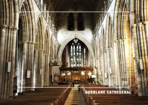 Dunblane Cathederal - Stirlingshire Tour