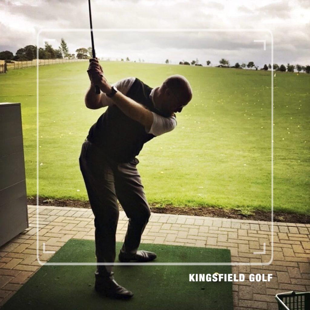 Golf day tour