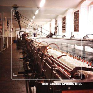 New Lanark Spinning Mill